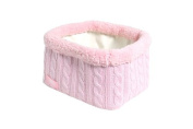 Jollein Basket with Cabling Design