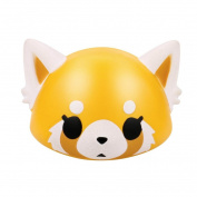 Gbell 6cm Cartoon Cute Fox Squishy Slow Rising Cream Scented Charm Stress Reliever Toy