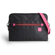 "Golla On The Road Sleeve For 14"" Laptops - Black/Pink"