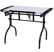 SKB Family Adjustable Folding Drafting Table Drawing Desk