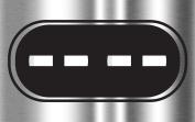 Future Robot Squint Not Sure - 20cm Vinyl Decal for Instant Pot Appliances