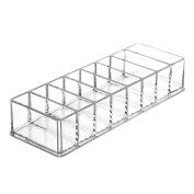 Acrylic Clear Makeup Organiser Holder Storage Case Boxes Container for Cosmetic Eyeshadow Face Powders
