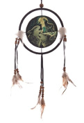 Wolf Family Dreamcatcher Small