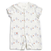 KATIES PLAYPEN® / BABY BEST BUYS Natures purest My 1st Friend Organic Cotton Romper Suit 3-6 Months