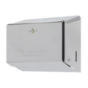 Georgia-Pacific 54720 Chrome Multifold Space Saver Paper Towel Dispenser, 30cm Width x 11cm Length