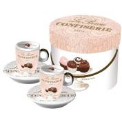 Espresso Cup Set La Bonne Confiserie