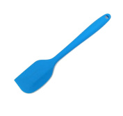 Hosaire 1PCS Batter Spatula Silicone Cake Cream Mixer Baking Scraper With Long Handle
