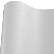 Pearl white wood grain contact paper self adhesive for shelf liners or countertops