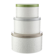 Mason Cash UK In The Forest Set of 3 Cake Tins