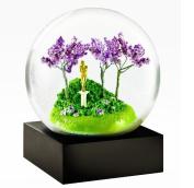 Cool Snow Globes Summer Glass Snow Globe