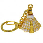 Fengshui Boudnanath Stupa Keychain W Fengshuisale Red String Bracelet W3301