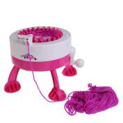 Bescita New Children Knitting Machine diy Handmade Scarves Knit Scarf Machine