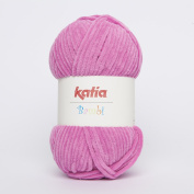 Katia Bambi - 323 - Jeans - Chunky 100 gramme balls 100% Polyester 120 mts. / 131 yds. using 6 - 6.50mm needles