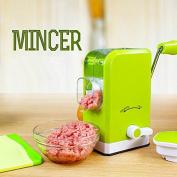 Bazaar Multifunctional Manual Meat Grinder Mincer Sausage Machine