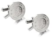 Chelsea F.C. Football Mens Gentleman Formal Stylish Stainless Steel Cufflinks