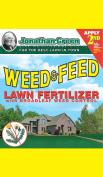 Jonathan 12346 Lawn Fertiliser, 6.8kg, Bag, 460sqm, Granular
