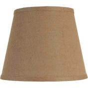 Better Homes and Gardens Burlap Drum Style Lamp Shade Home Modern Decorative Interior Light -Durable Elegant