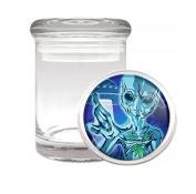 Take Me To Your Dealer Alien Medical Odourless Glass Jar