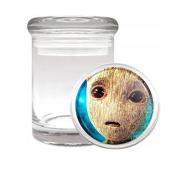 Groot Scifi Comic Book Movie Guardians Medical Odourless Glass Jar