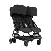 Mountain Buggy Nano Duo V1 Twin Pushchair – Black