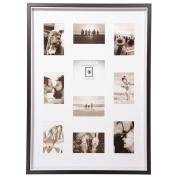 Living & Co Two Tone Collage Box Frame Black 50cm x 70cm