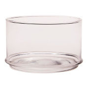Living & Co Glass Serve Bowl 16.5cm x 9.5cm