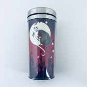 Nightmare Before Christmas 470ml Insulated Travel Mug Jack Skellington