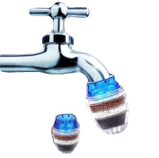 Activated Carbon Filter for Kitchen Faucet Home Mini Faucet Tap Filter Water Clean Purifier