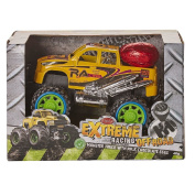 Candylishus Extreme Racing Monster Truck with Chocolate Eggs 40g