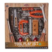 Candylishus Tool Kit with Chocolate Eggs 60g
