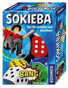 KOSMOS 692780 – Sokieba – Fun For Indoors and Outdoors.