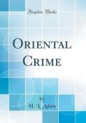 Oriental Crime