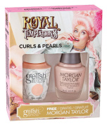 Harmony Gelish - Two of a Kind - Royal Temptations Collection - Curls & Pearls