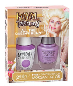 Harmony Gelish - Two of a Kind - Royal Temptations Collection - All The Queen's Bling