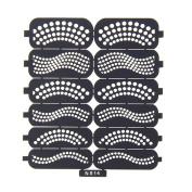 Nizi Jewellery For 3D Nails Art Polish Hollow Stencils Stickers Beauty Decals Multipurpose Cut Colour Ns14