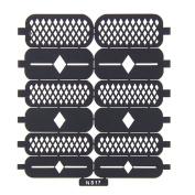Nizi Jewellery For 3D Nails Art Polish Hollow Stencils Stickers Beauty Decals Multipurpose Cut Colour Ns17