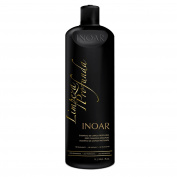 Brazilian Blow Dry Deep Cleansing Shampoo 1 Litre Inoar Keratin Shampoo, Step 1 Of The Moroccan Hair Straightening Treatment, Cleanses and Prepares Hair, Use Every 3 Months