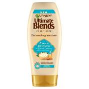 Garnier Ultimate Blends Argan Oil and Almond Cream Dry Hair Conditioner,360 ml