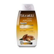 Shampoo without Salt Hair Damaged and without Brightness – Argan stratti 400 ml