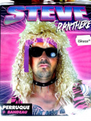 Steve Panther Wig with Headband More Real Than Nature. She Will Look Good On You. Adult Entertainment and Article – Not Suitable For Under 14. Attention Please Stay a fire and a strong heat source