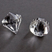 Creative Collection 30mm Clear Table Diamonds