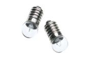Zelco V010G10000 Itty Bitty Book Light Replacement Bulbs, 2 bulbs/pkg