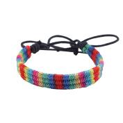 PetHot Bracelet Wrap Macrame Ankle Friendship Festival Multicolour
