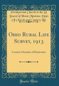 Ohio Rural Life Survey, 1913