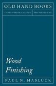 Wood Finishing