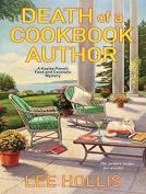 Death of a Cookbook Author  [Audio]