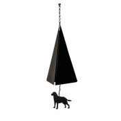 North Country Wind Bells, Inc. Original and Authentic Maine Camden Reach Wind Bell with Labrador Windcatcher