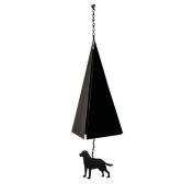 North Country Wind Bells, Inc. Original and Authentic Maine Bar Harbour Wind Bell with Labrador Windcatcher