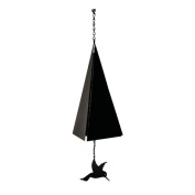 North Country Wind Bells, Inc. Original and Authentic Maine Camden Reach Wind Bell with Hummingbird Windcatcher