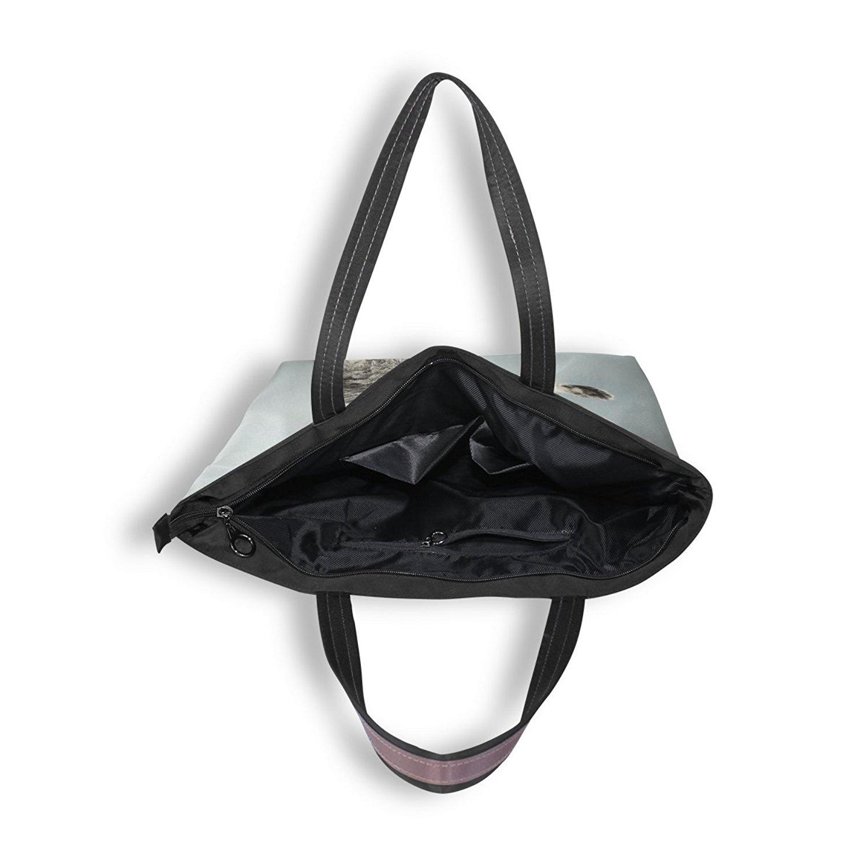 f8e9d1e9f704 BENNIGIRY Kitten Shoulder Tote Bag Handbag Shopping Bags Valentine's Day  Gift For Her